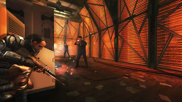 Νέες εικόνες και βίντεο με gameplay του Deus Ex: The Fall