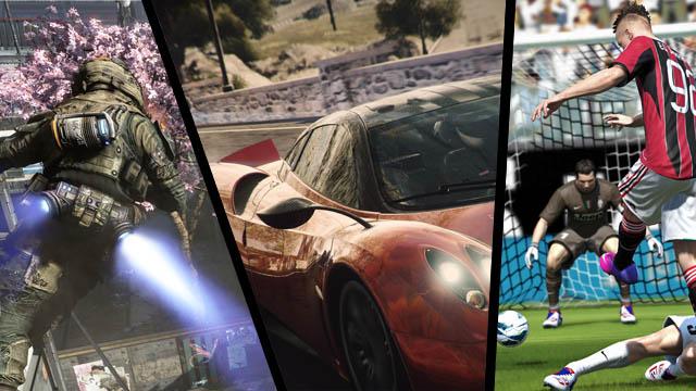 FIFA 14, Mirror's Edge 2 και άλλοι 9 τίτλοι από την EA: όλα τα βίντεο!
