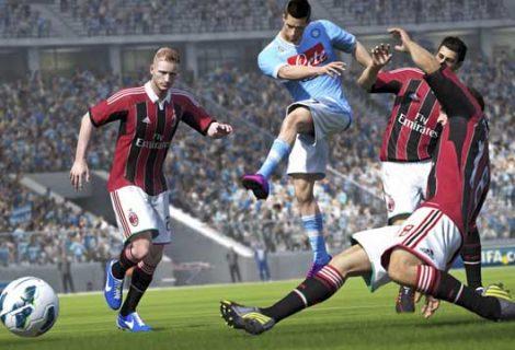 Βίντεο με gameplay του FIFA 14!