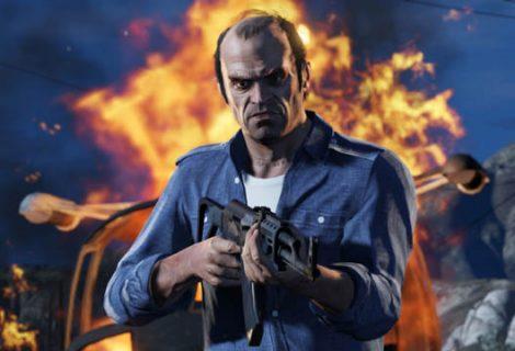 Άλλο ένα πακετάκι με εικόνες του Grand Theft Auto V