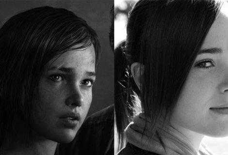 Η Έλεν Πέιτζ ενοχλήθηκε που η Ellie του The Last of Us της μοιάζει