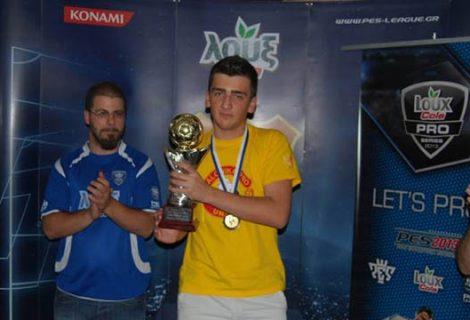 Η Θεσσαλονίκη κυριάρχησε στο PES 2013