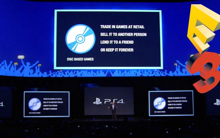 Sony @ E3 2013: Τα πήρε όλα κι έφυγε!