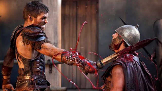 Το Spartacus Legends είναι το παιχνίδι της ομώνυμης σειράς. Και έχει πολύ αίμα.