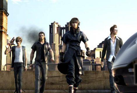 Βίντεο με gameplay των Final Fantasy. Το Kingdom Hearts III στο Xbox One.