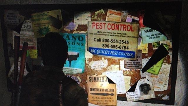 Το The Last of Us έχει κρυμμένα ροζ τηλέφωνα. Και λειτουργούν!