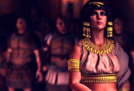 Η ιστορία της Κλεοπάτρας στο Total War: Rome II