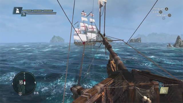 Ο ανοιχτός κόσμος στην Καραϊβική του Assassin's Creed IV