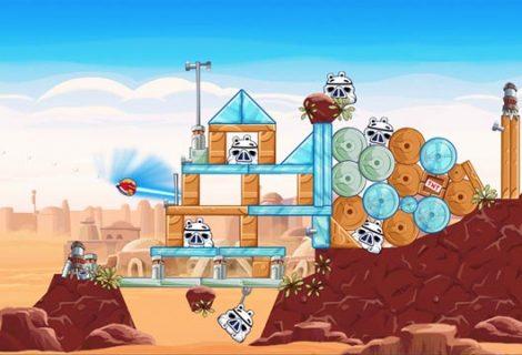 Το Angry Birds Star Wars έρχεται στις κονσόλες