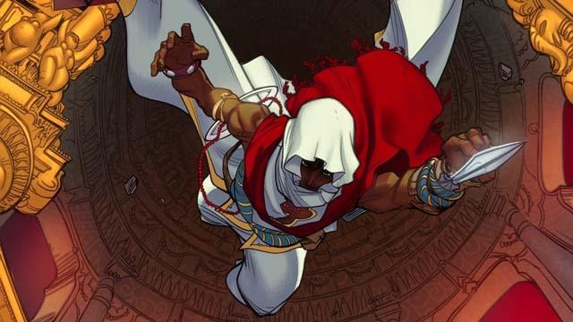 Νέο Assassin's Creed κόμικ που λαμβάνει χώρα στην Ινδία!