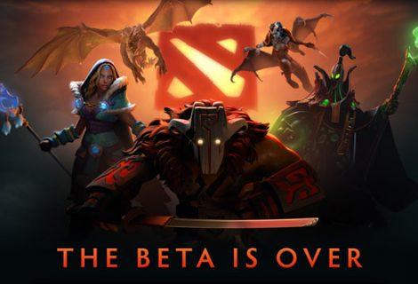 Τέλος η beta για το Dota 2