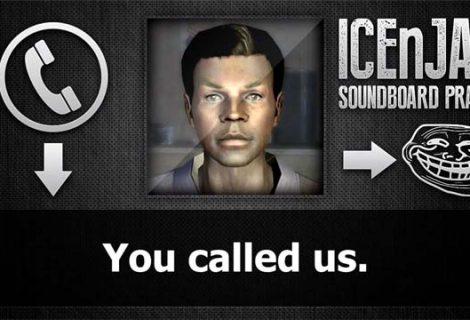Τηλεφωνική φάρσα στην ΚΚΚ με τη φωνή ενός μαύρου χαρακτήρα του Fallout