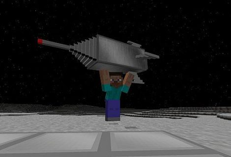 Galacticraft: Το Minecraft πάει στο διάστημα!