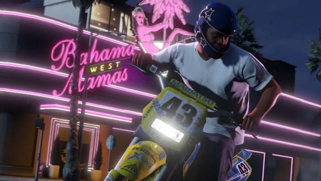 Το πρώτο gameplay βίντεο του Grand Theft Auto V!
