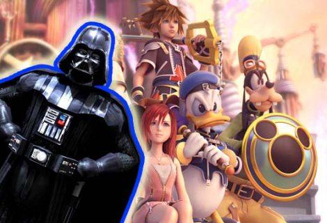 Το Star Wars στο Kingdom Hearts III; Θα μπορούσε!