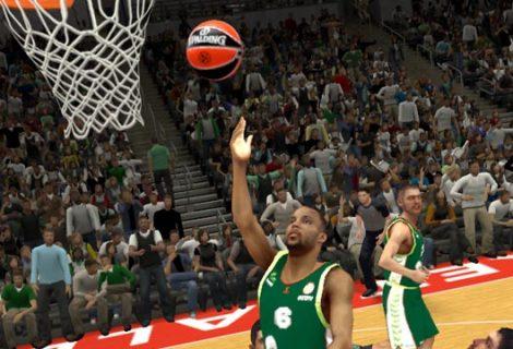 Η Ευρωλίγκα στο NBA 2K14!