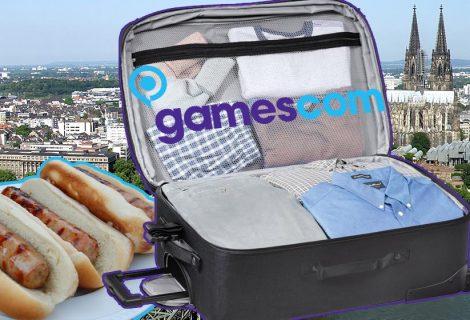 Φτιάχνοντας βαλίτσες εν όψει gamescom: ποιοι πάμε, τι θα δούμε, τι θα φάμε