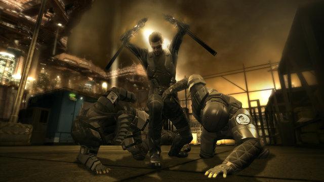 Βιντεάκι και εικόνες για το Deus Ex: Human Revolution – Director's Cut