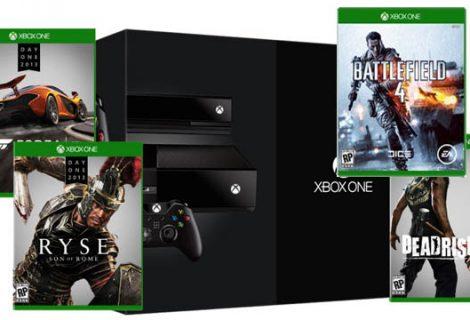 Τα παιχνίδια που θα συνοδεύσουν το λανσάρισμα του Xbox One