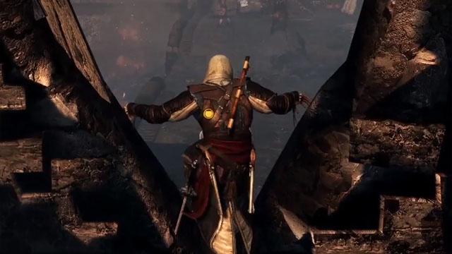 Άλλο ένα βίντεο με gameplay του Assassin's Creed IV από τη gamescom