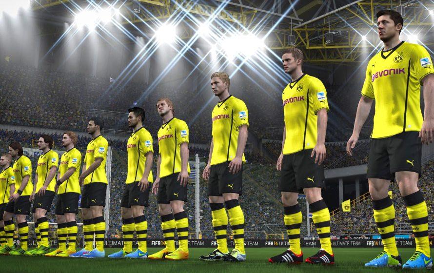 FIFA 14: Μεγάλη μπάλα η ομάδα φέτος…