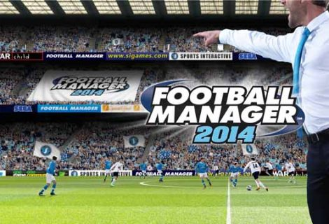 Ανακοινώθηκε το Football Manager 2014 πλήρως εξελληνισμένο!