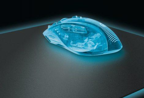 Η μπαταρία του νέου ασύρματου ποντικιού της Logitech αντέχει 250 ώρες