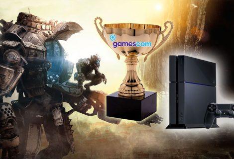 Τα βραβεία της gamescom 2013: Το PS4 κερδίζει τη μάχη του hardware…