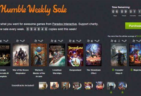 Όλα τα παιχνίδια της Paradox στο Humble Bundle!