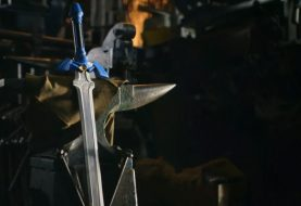 Το σπαθί του Link από το Zelda στην πραγματικότητα