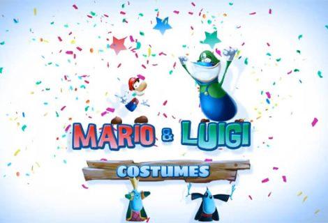Παίξε ως Mario και Luigi στο Rayman Legends