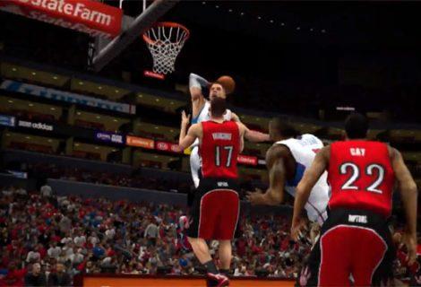Το NBA 2K14 αποκτά επιτέλους το δικό του επίσημο τρέιλερ