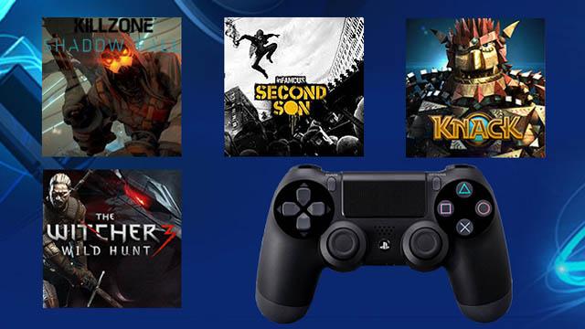 Τα 100 επιβεβαιωμένα παιχνίδια του PS4