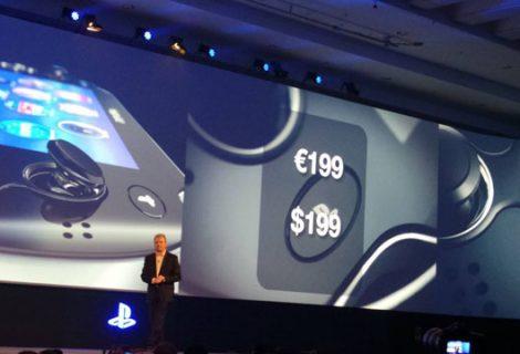 Η τιμή του PS Vita πέφτει στα 199€