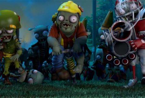 Βίντεο-teaser του Plants vs Zombies Garden Warfare ενόψει gamescom