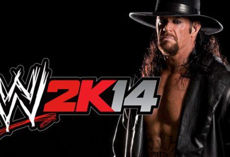 Ο Undertaker στη συλλεκτική έκδοση του WWE 2K14