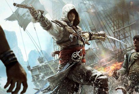 Πώς θα είναι το Assassin's Creed IV σε PS4 και Xbox One