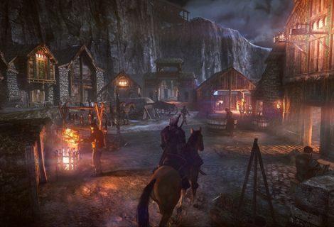 Διέρρευσε βίντεο με gameplay από το The Witcher 3