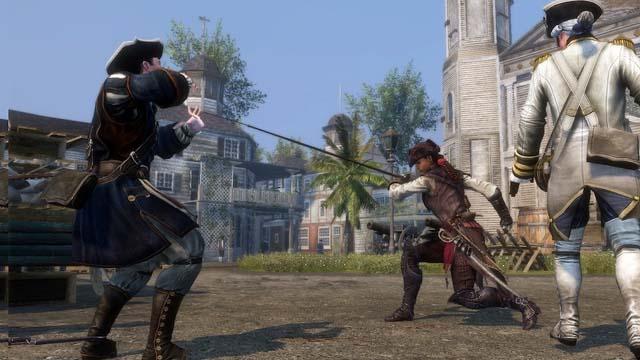 Το Assassin's Creed: Liberation έρχεται σε HD για PS3, Xbox 360 και PC