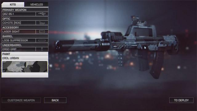 Οι αμέτρητες παραμετροποιήσεις των όπλων του Battlefield 4