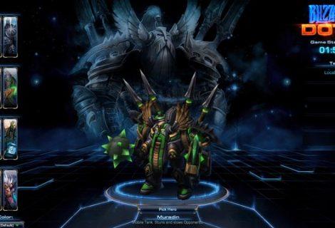 Η Blizzard «έκλεισε» το όνομα Heroes of the Storm