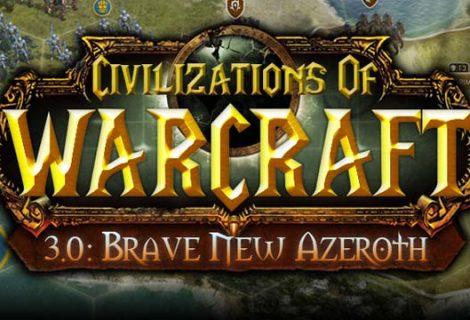 Μετάτρεψε το Civilization V σε… Warcraft!