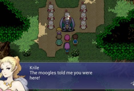 Το Final Fantasy V ήρθε στο Android. Έρχεται και το FFIV σύντομα.