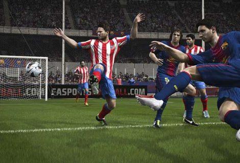 Εθνική Ελλάδος και τέσσερις ελληνικές ομάδες στο FIFA 14