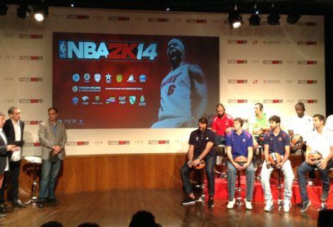 Στη Μαδρίτη με το NBA 2K14 και την Ευρωλίγκα