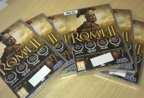 Οι τυχεροί του διαγωνισμού Total War: Rome II