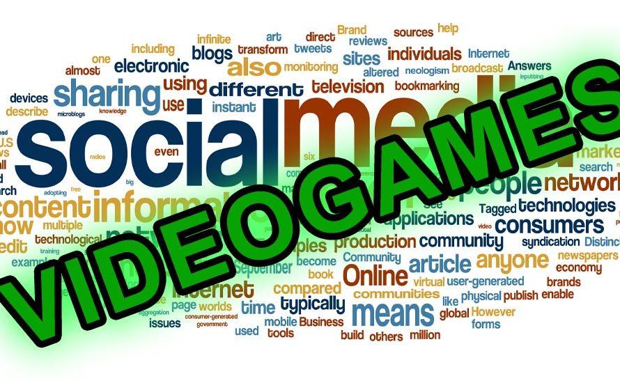 Social media και videogames: Τα δίκτυα του… κοινωνικού gamer