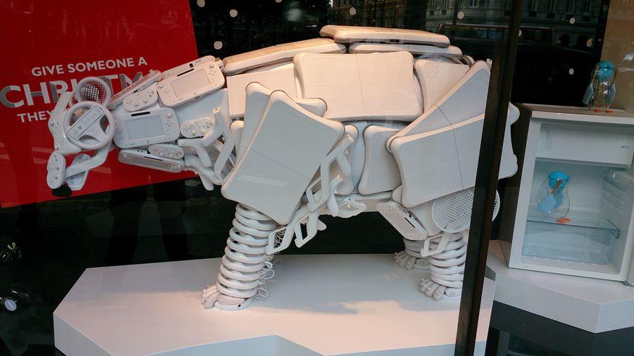 Nintendo-statue