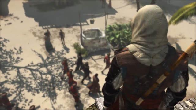 Το Assassin's Creed IV έρχεται νωρίτερα! 29 Οκτωβρίου η κυκλοφορία του.