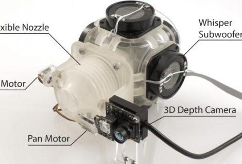 Aireal: H εφεύρεση που θα σου επιτρέψει να αγγίξεις φανταστικά αντικείμενα!